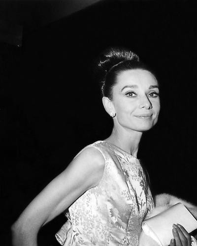 This is an image of Photograph & Poster of Audrey Hepburn 195169