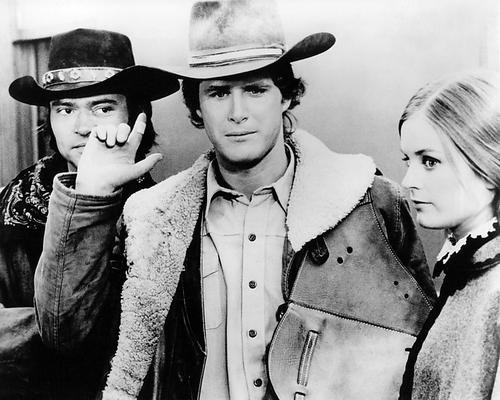 This is an image of Photograph & Poster of Alias Smith and Jones 195195