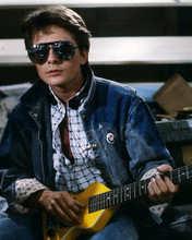 This is an image of Photograph & Poster of Michael J.Fox 284812