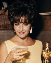 This is an image of Photograph & Poster of Elizabeth Taylor 284840