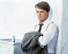 This is an image of Photograph & Poster of Michael J.Fox 284857