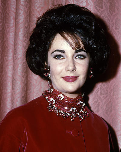 This is an image of Photograph & Poster of Elizabeth Taylor 284860