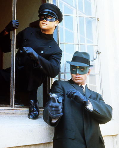 This is an image of Photograph & Poster of The Green Hornet 284870