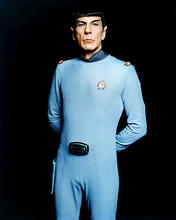 This is an image of Photograph & Poster of Leonard Nimoy 284910