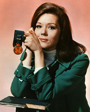 This is an image of Photograph & Poster of Diana Rigg 284920