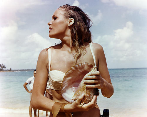 This is an image of Photograph & Poster of Ursula Andress 284931