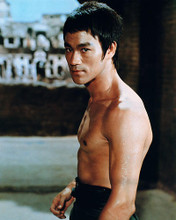 This is an image of Photograph & Poster of Bruce Lee 285002