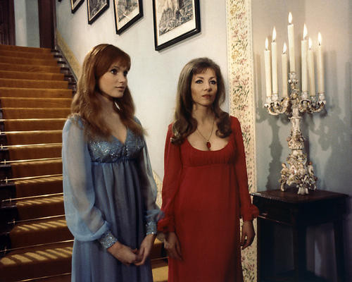 This is an image of Photograph & Poster of The Vampire Lovers 285022