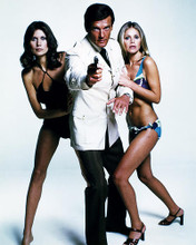 This is an image of Photograph & Poster of The Man with the Golden Gun 285036