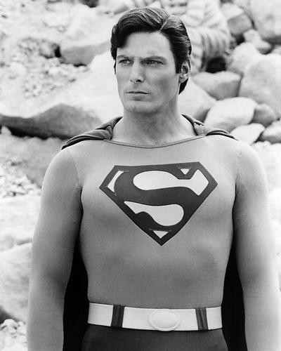This is an image of Photograph & Poster of Christopher Reeve 195468