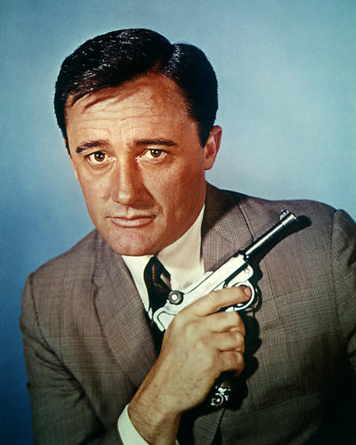 This is an image of Photograph & Poster of Robert Vaughn 285048
