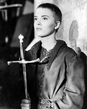 This is an image of Photograph & Poster of Jean Seberg 195397