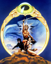 This is an image of Photograph & Poster of The Beastmaster 284952