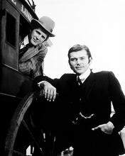 This is an image of Photograph & Poster of Alias Smith and Jones 195502