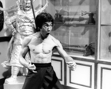 This is an image of Photograph & Poster of Bruce Lee 195506