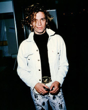 This is an image of Photograph & Poster of Michael Hutchence 285337