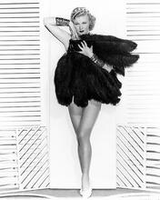 This is an image of Photograph & Poster of Ginger Rogers 195556