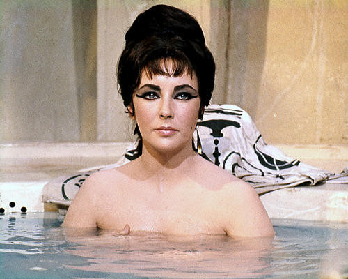This is an image of Photograph & Poster of Elizabeth Taylor 285351