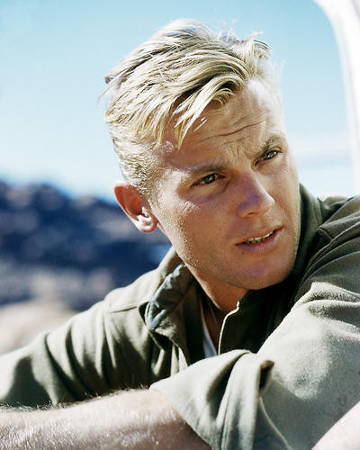 This is an image of Photograph & Poster of Tab Hunter 285378