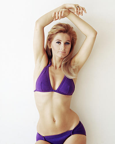 This is an image of Photograph & Poster of Jill Ireland 285380