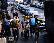 This is an image of Photograph & Poster of West Side Story 285547