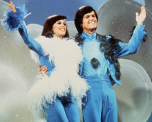 This is an image of Photograph & Poster of Donny and Marie Show 285567