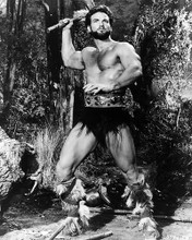 This is an image of Photograph & Poster of Steve Reeves 195758