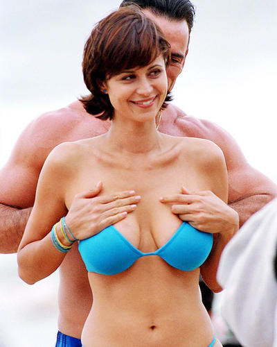 This is an image of Photograph & Poster of Catherine Bell 285700
