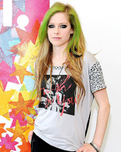 This is an image of Photograph & Poster of Avril Lavigne 285718