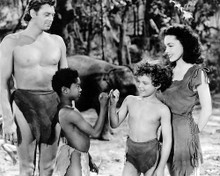 This is an image of Photograph & Poster of Tarzan's Secret Treasure 199328