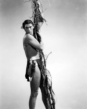 This is an image of Photograph & Poster of Johnny Weissmuller 199335