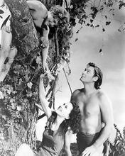 This is an image of Photograph & Poster of Tarzan's Secret Treasure 199405