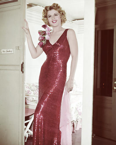 This is an image of Photograph & Poster of Angela Lansbury 290584