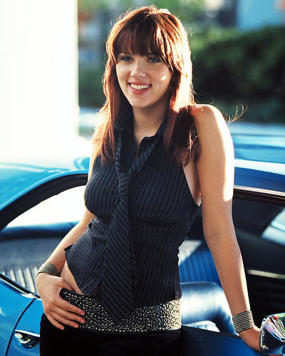 This is an image of Photograph & Poster of Scarlett Johansson 290688