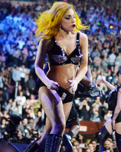 This is an image of Photograph & Poster of Lady Gaga 290728