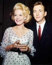 This is an image of Photograph & Poster of Bobby Darin and Sandra Dee 290892