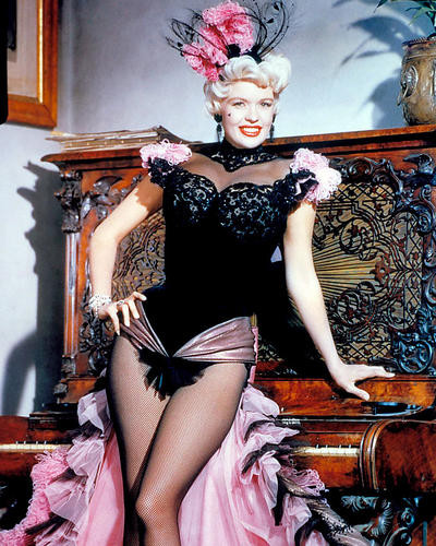 This is an image of Photograph & Poster of Jayne Mansfield 292343