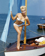 This is an image of Photograph & Poster of Elke Sommer 291952