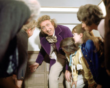 This is an image of Photograph & Poster of Willy Wonka and the Chocolate Factory 291440