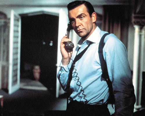 This is an image of Photograph & Poster of Sean Connery 291443