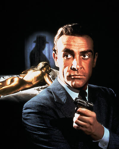 This is an image of Photograph & Poster of Goldfinger 291467