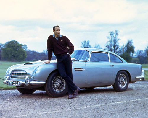 This is an image of Photograph & Poster of Sean Connery 291481