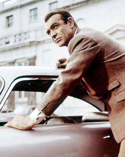 This is an image of Photograph & Poster of Sean Connery 291490