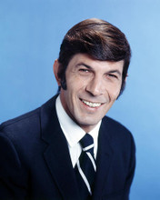 This is an image of Photograph & Poster of Leonard Nimoy 291134