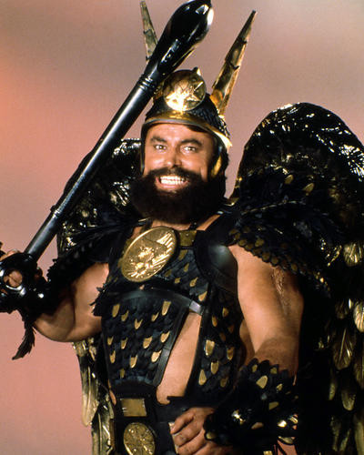This is an image of Photograph & Poster of Brian Blessed 291143