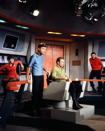 This is an image of Photograph & Poster of Star Trek 291144