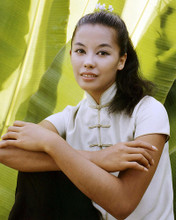 This is an image of Photograph & Poster of France Nuyen 291163