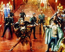 This is an image of Photograph & Poster of Flash Gordon 1980 291211