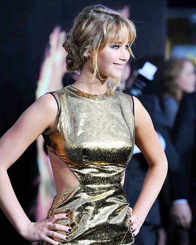 This is an image of Photograph & Poster of Jennifer Lawrence 291268