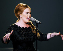This is an image of Photograph & Poster of Adele 291277